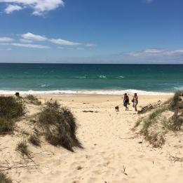 Random Merimbula beach